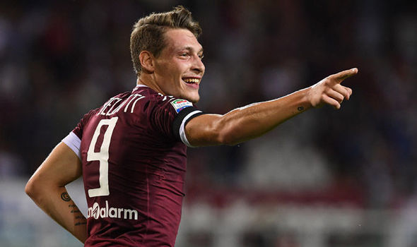 Transfer News: Manchester United have turned their attentions to Torino star Andrea Belotti
