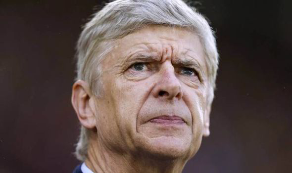 Arsene Wenger is says the Premier League title is their target
