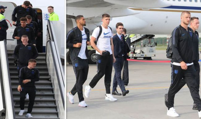 Image result for england to travel russia world cup