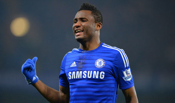 Image result for Chelsea Mikel Obi