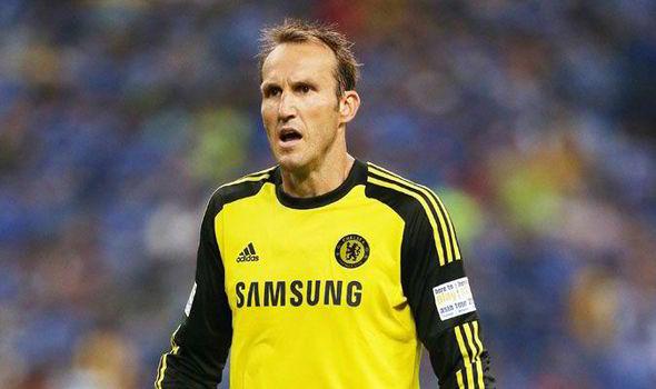Jose Mourinho talked Mark Schwarzer into leaving Fulham for Chelsea   Football   Sport   Express.co.uk