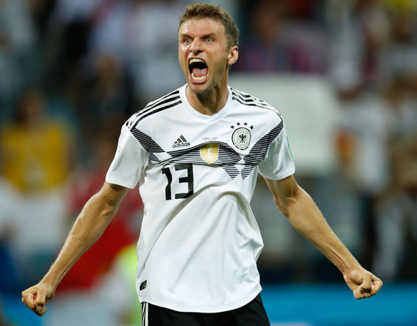 Why has Thomas Muller been dropped by Germany at World Cup? Reason ...
