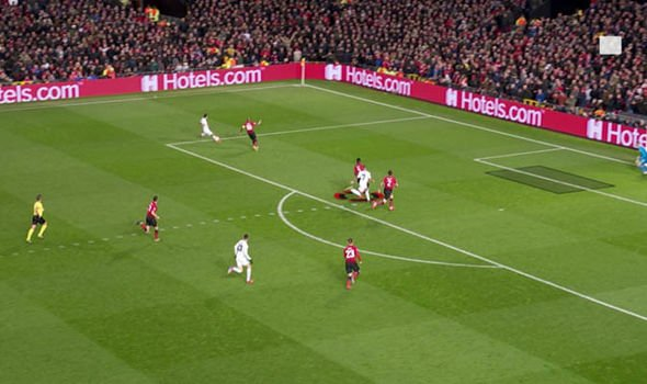 Kylian Mbappe arrived at the perfect moment for Angel di Maria's cross