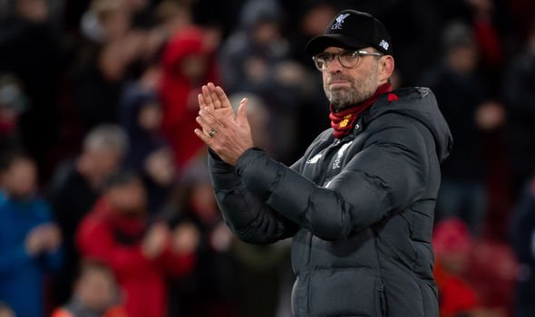 Jurgen Klopp issues title challenge to Liverpool stars over planned Premier  League restart | Football | Sport | Express.co.uk