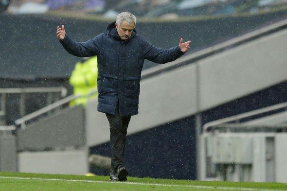 Should Tottenham chief Daniel Levy sack Spurs boss Jose Mourinho? Big Debate