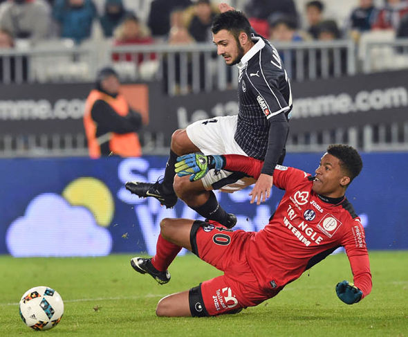 Alban Lafont at Toulouse