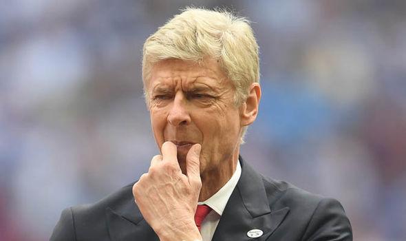 Arsenal Leicester Riyad Mahrez Arsene Wenger