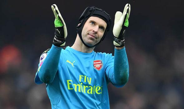 Arsenal Petr Cech