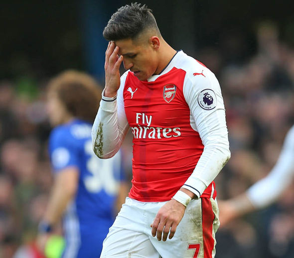 Arsenal have won just two of their last five Premier League games