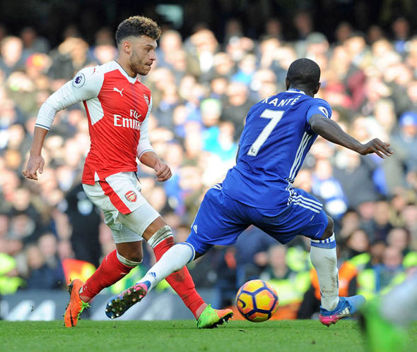 Arsenal lost at Chelsea