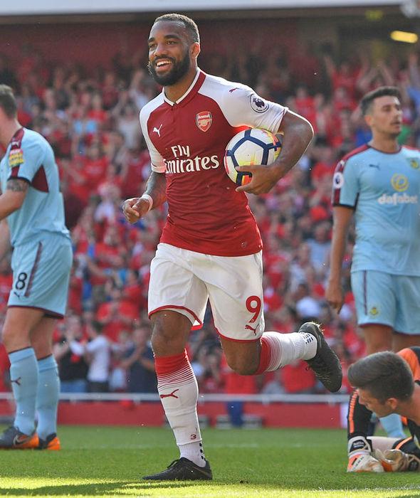 Arsenal news: Alexandre Lacazette