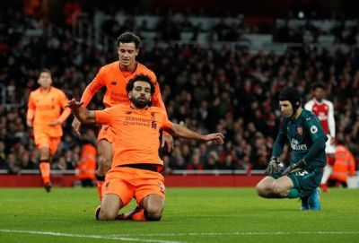 Arsenal 3-3 Liverpool AS IT HAPPENED: Christmas fixtures ...
