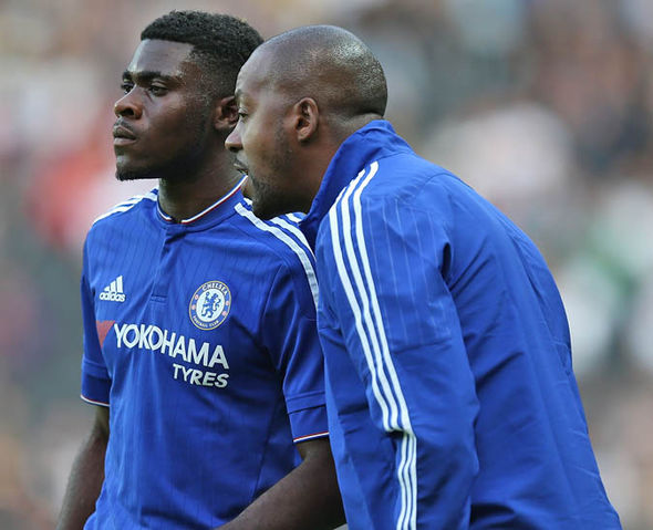 Boga is yet to make a first-team appearance for Chelsea yet