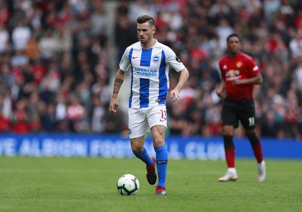 Brighton 2 0 Man Utd Live Score Goals And Updates