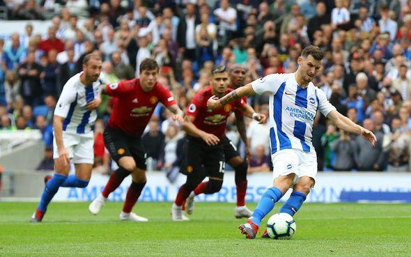 Brighton 3 2 Man Utd Result Jose Mourinho Delivers