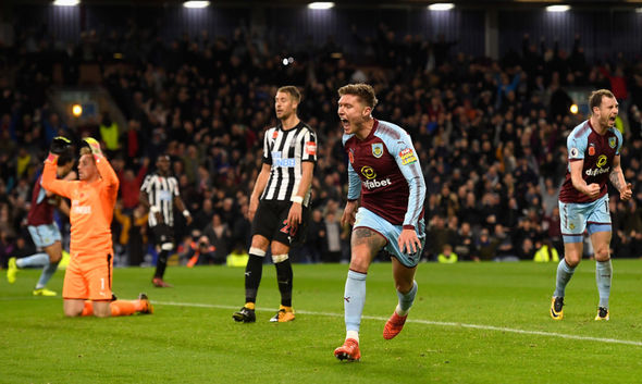 Burnley vs Newcastle LIVE: Latest team news, updates, goals and analysis from Turf Moor
