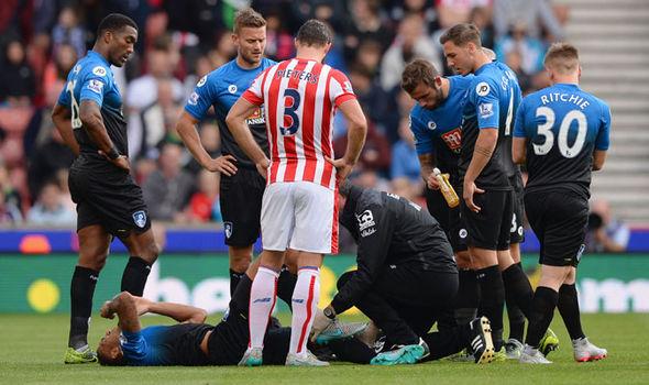 Image result for callum wilson injury