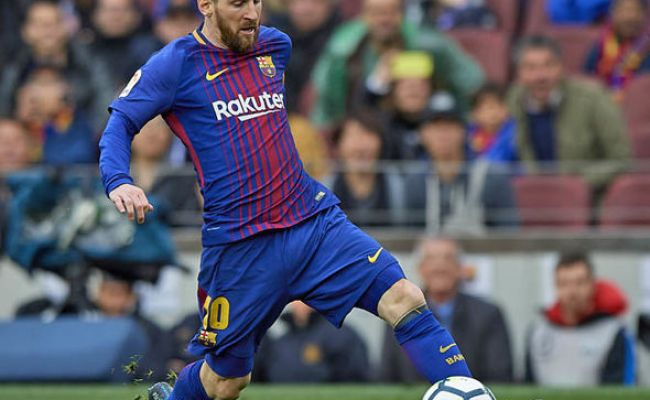 Celta Vigo Vs Barcelona Live Updates Team News Lionel