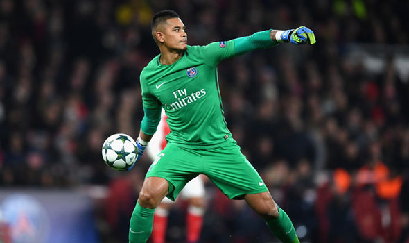 Chelsea Transfer News: Alphonse Areola has been linked as potential replacement for Asmir Begovic