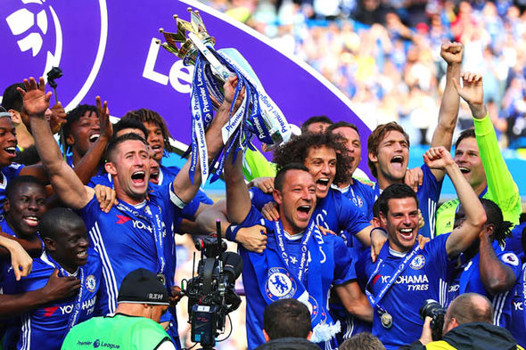 Chelsea are on course to secure a Premier League and FA Cup double this season