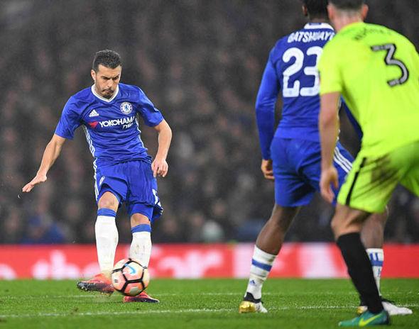 Chelsea beat Peterborough 4-1 in the last round