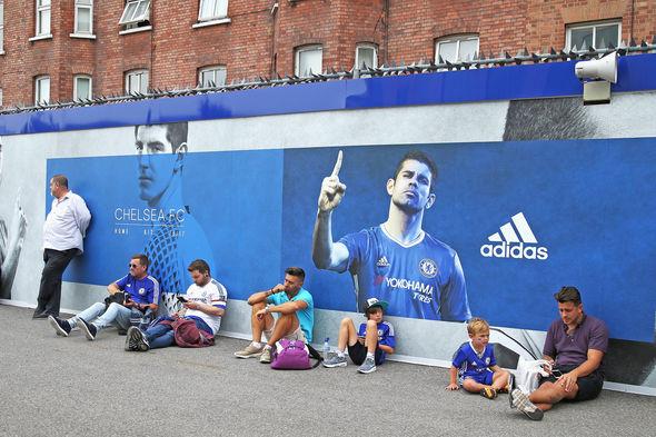 Chelsea revamp