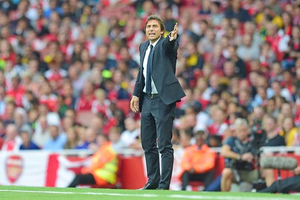 Antonio Conte Chelsea formation