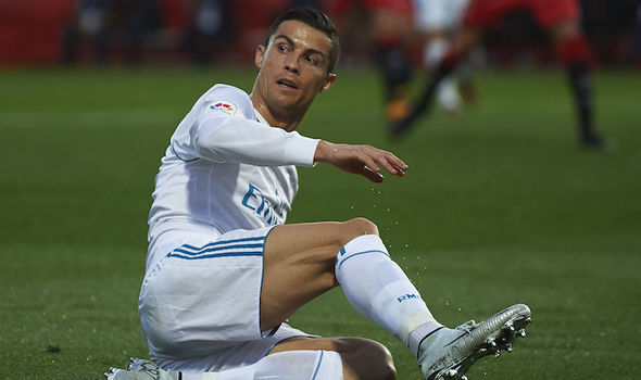 Cristiano Ronaldo has scored just one La Liga goal this season