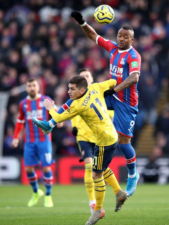 Crystal Palace vs Arsenal LIVE: Premier League score, team news and latest updates from Selhurst Par