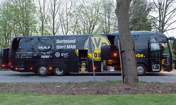 Dortmund bus explosion