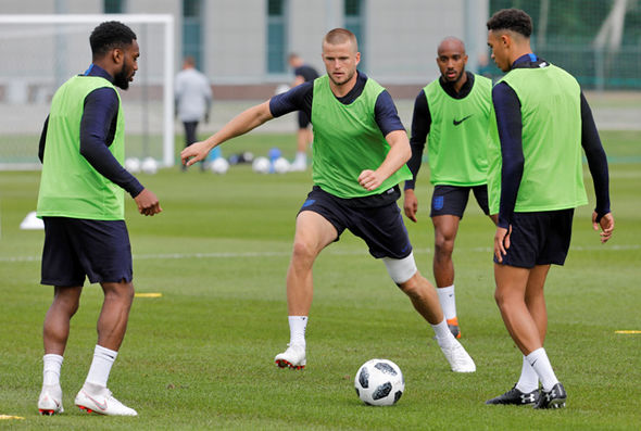 Eric Dier England World Cup