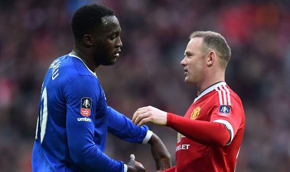 Lukaku, Rooney