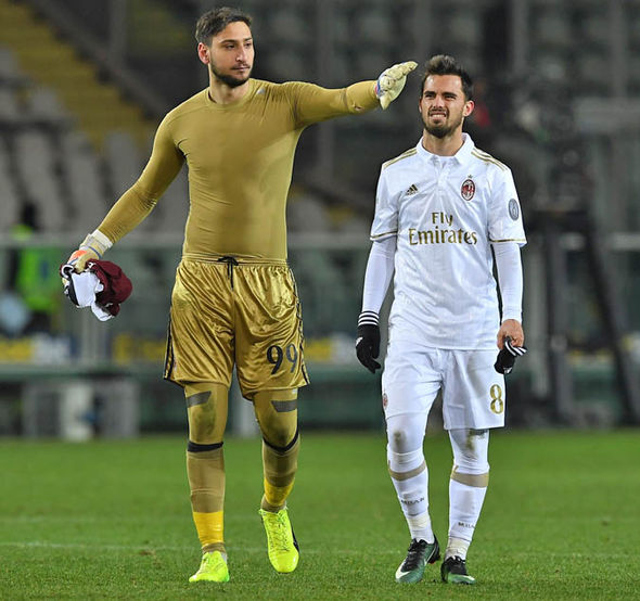 Gianluigi Donnarumma contract talks