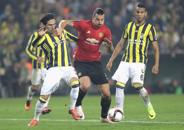 Celtic and West Ham target Hasan Ali Kaldirim
