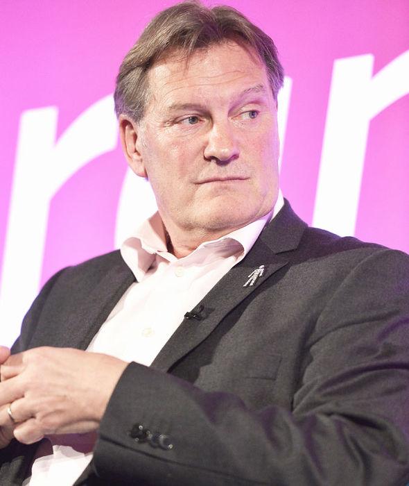 ITV Sport pundit Glenn Hoddle