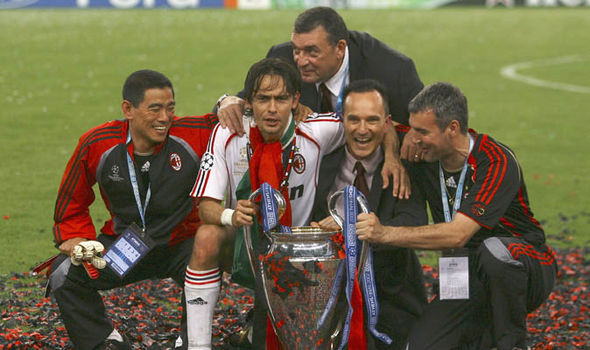 Inzaghi Liverpool