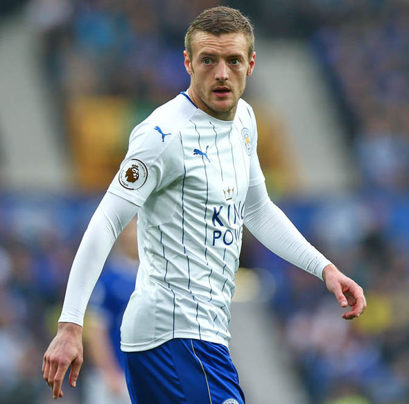Jamie Vardy has rediscovered his form in recent weeks