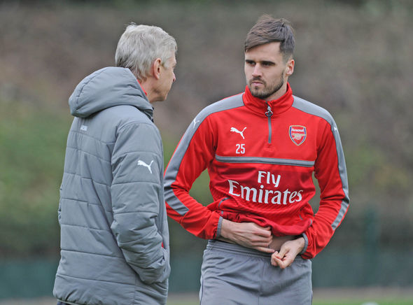 Carl Jenkinson Arsenal future