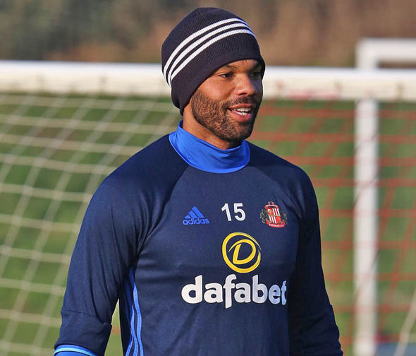 Joleon Lescott worked with David Moyes at Everton