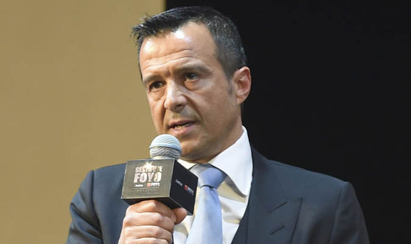 Jorge Mendes Real Madrid Barcelona