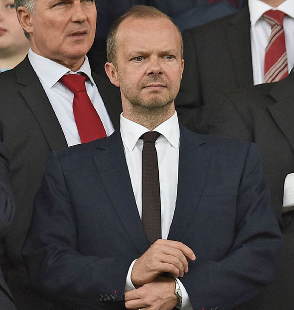 Jose Mourinho has told Ed Woodward to get to work on their summer business