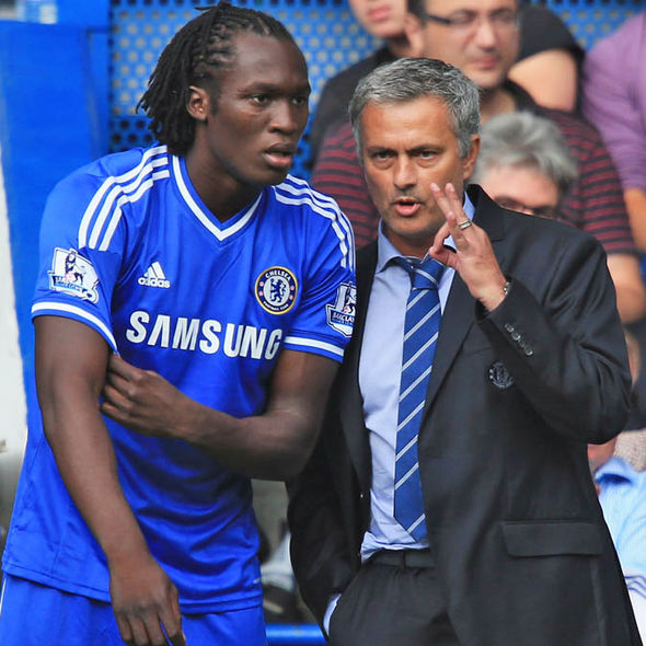Jose Mourinho has worked with Romelu Lukaku before