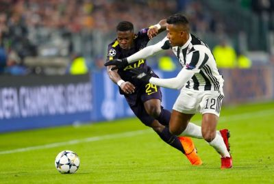 Juventus 2-2 Tottenham AS IT HAPPENED: Champions League ...