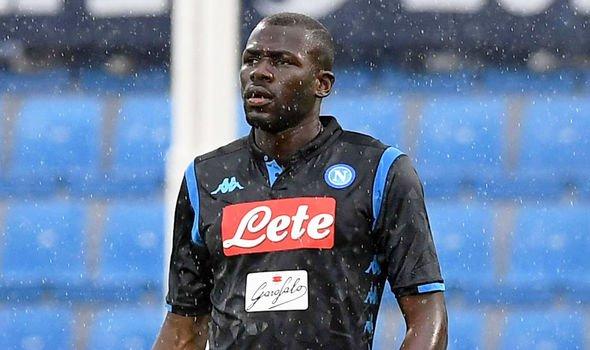 Transfer news LIVE: Man Utd want Kalidou Koulibaly