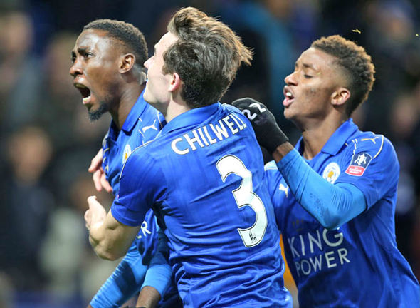 Leicester needed extra-time to beat Derby