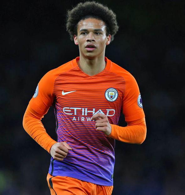 Leroy Sane has scored seven goals in all competitions since the turn of the year