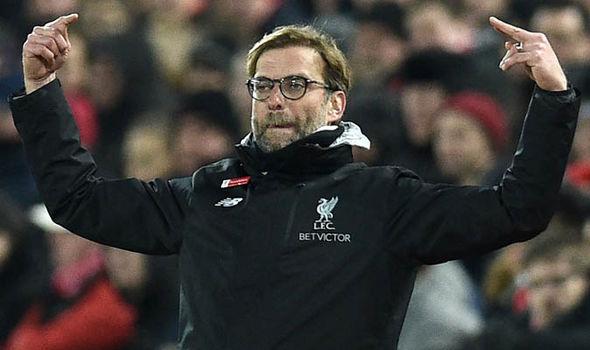 Liverpool Jurgen Klopp