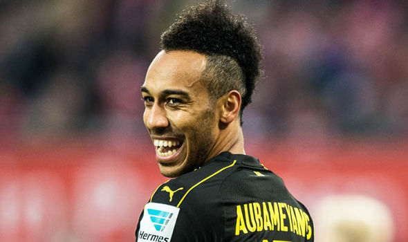 Pierre Emerick Aubameyang Liverpool Real Madrid