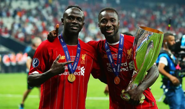 Liverpool news: Sadio Mane and Naby Keita