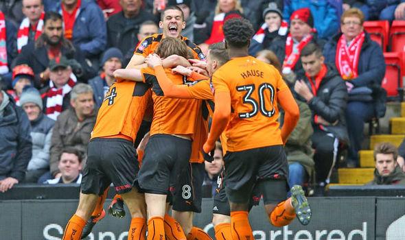 Richard Stearman Wolves Liverpool
